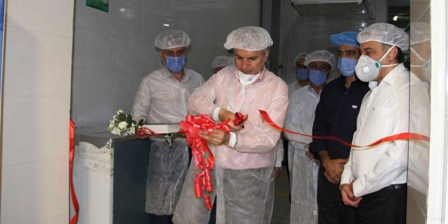 مدیرعامل شرکت صنایع شیر ایران در بازدید از کارخانه پگاه فارس خط تولید جدید این شرکت را افتتاح کرد+تصاویر