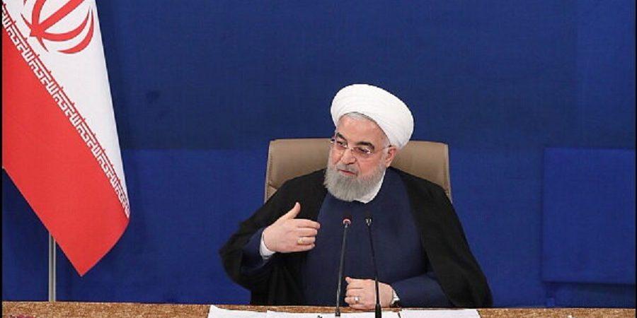 روحانی: سامانه جامع تجارت مشکلات را از سر راه فعالان اقتصادی برمیدارد