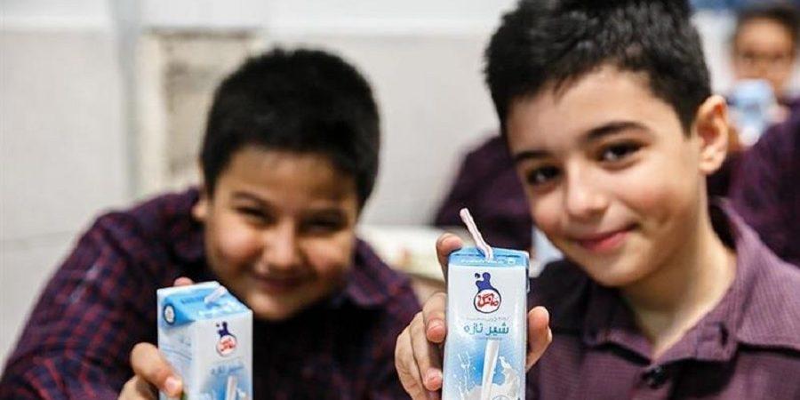 انتقاد از اجرا نشدن طرح شیر مدارس