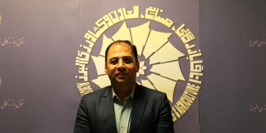 دکتر محسن امینی، رئیس کمیسیون کشاورزی اتاق ایران شد