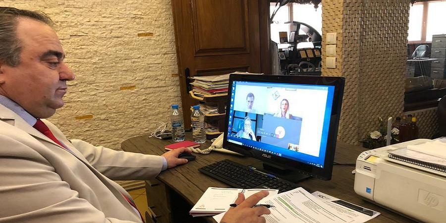 تاکید رئیس کمیسیون کشاورزی اتاق ایران بر امنیت غذایی و توریست کشاورزی در جلسه اتاق های بازرگانی بین المللی