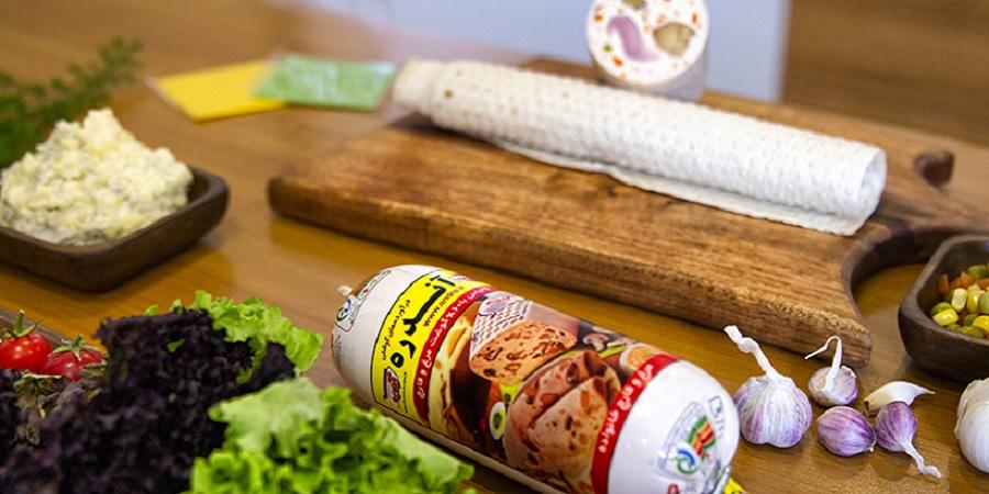 فرآورده های گوشتی آندره محصولات جدید خود را روانه بازار کرد