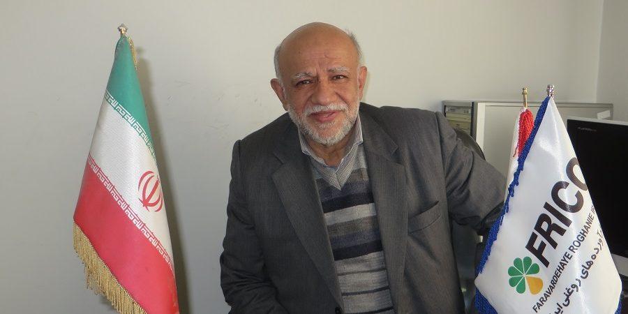 مدیرعامل شرکت فرآورده های روغنی ایران در گفتگو با اگروفودنیوز: لزوم برنامه ریزی به منظور بهره برداری بهینه از مراکز تولیدی