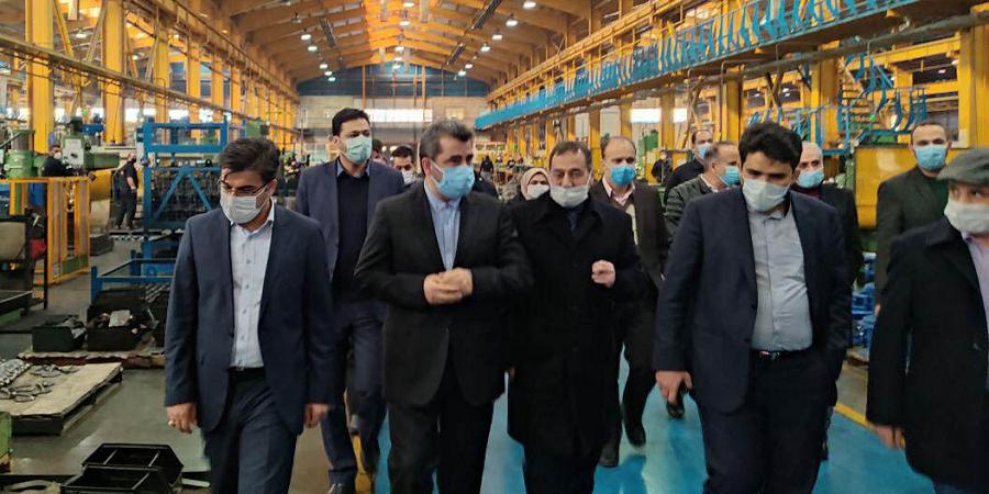 معاون اقتصادی وزیر کشور: مواد اولیه تولید روغن به میزان سهم کارخانه مارگارین اختصاص مییابد