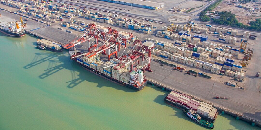 کشتی ۴۳هزار تنی روغن خام در بندر امام خمینی (ره) پهلو گرفت