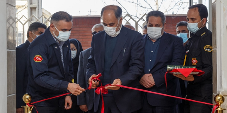 افتتاح مرکز آموزش فنی و حرفه ای گروه کشاورزی صنعتی سحرخیز