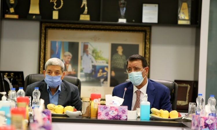 مدیرعامل گروه صنعتی میهن: وزیر کشاورزی عراق خواستار سرمایه گذاری میهن در کشورش شد