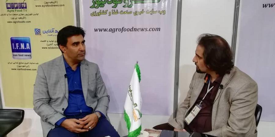 مدیرعامل شرکت آذرپروتئینسحر: ایران اگروفود امسال پربارترین نمایشگاه سال های اخیر بود+ویدئو