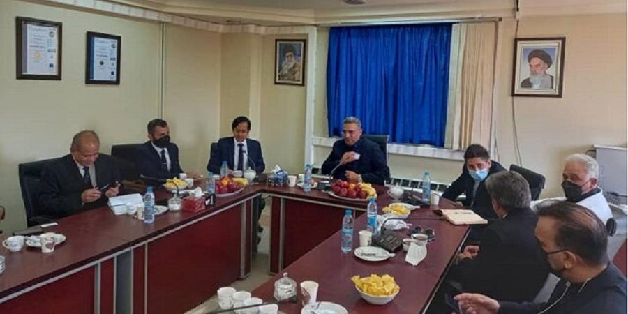 کاردار سفارت مالزی در دیدار از کیش چیپس: مالزی میتواند بخشی از نیاز ایران به روغن را تامین کند